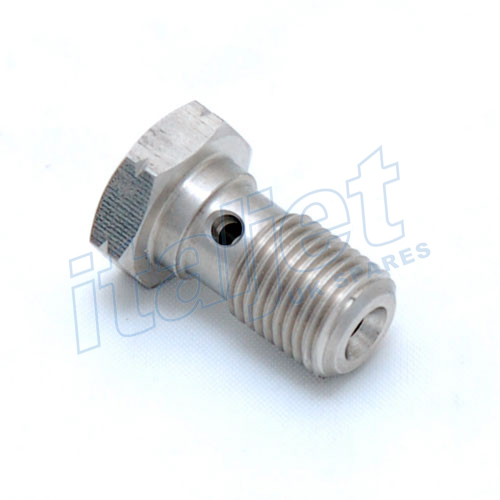 Brake Tube Pump Connection Stainless