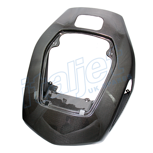 Front Shield Carbon Fibre