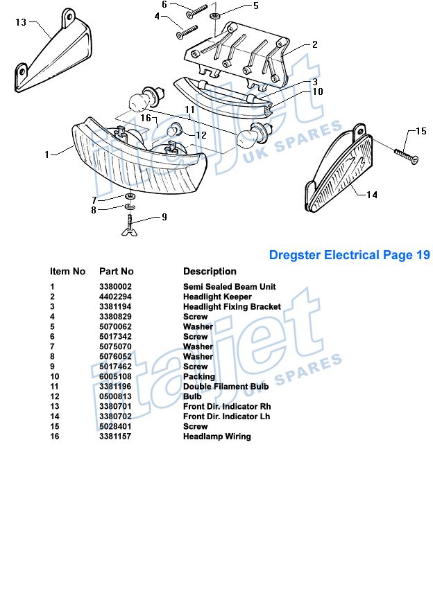 Dragster Electrical on Dragster Wiring Diagrams
