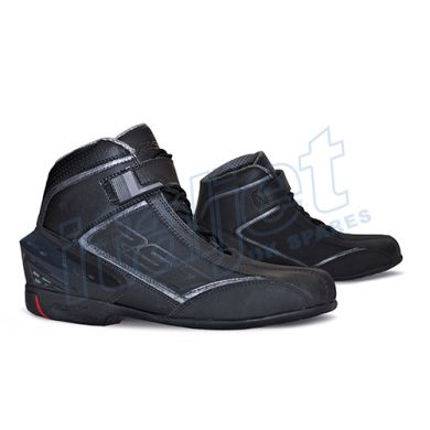RST Stunt Boot With Sports Heel Black