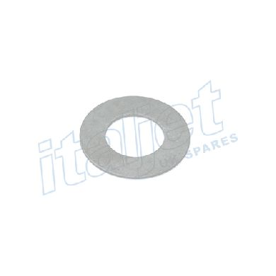 Pulley Half Washer Back