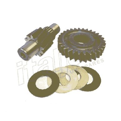 Secondary Gear Box Spline Kit 12T x 30T 180cc
