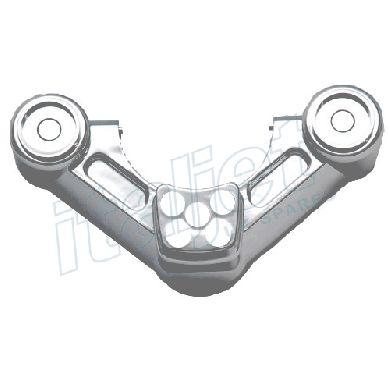 Handlebar Cover Chrome