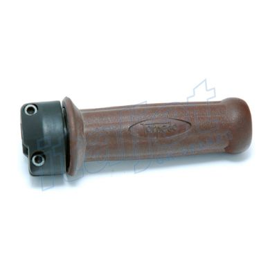 Throttle Control With Brown Grip