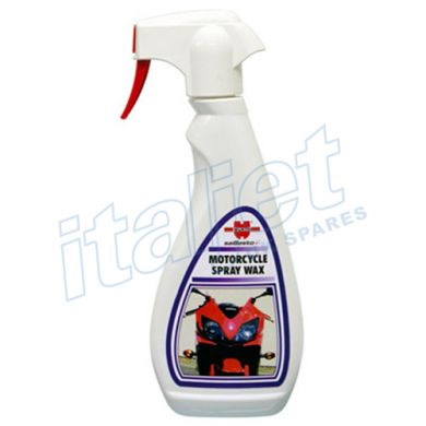 Wurth Motorcycle Spray Wax 500ml