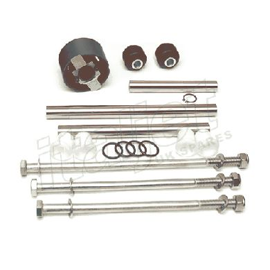 Swing Arm & Engine Bush Repair Kit