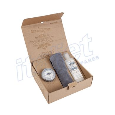 Leather Cleaning Care Kit