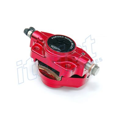 Front Caliper PM Red