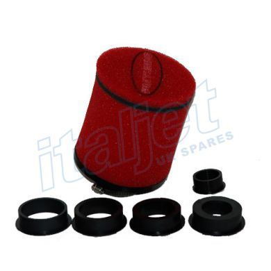 PM Tuning Pro Street Air Filter Long 36mm-49mm