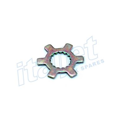 Front Drive Pulley Washer